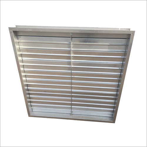 Air Distribution Louver