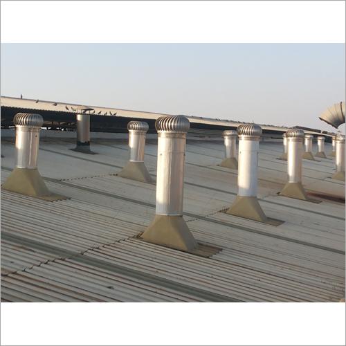 Rooftop Turbo Fan Air Ventilator