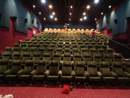 Theater Chairs