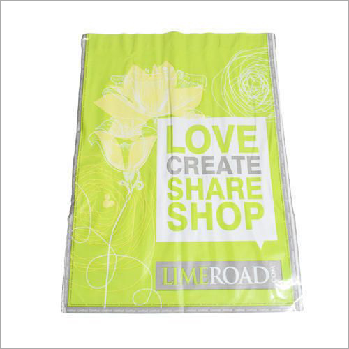 Plastic Printed Courier Bags