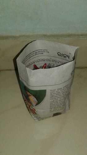 Waste News paper bag