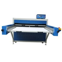 100x120cm Hydraulic Sublimation Heat Transfer Machine