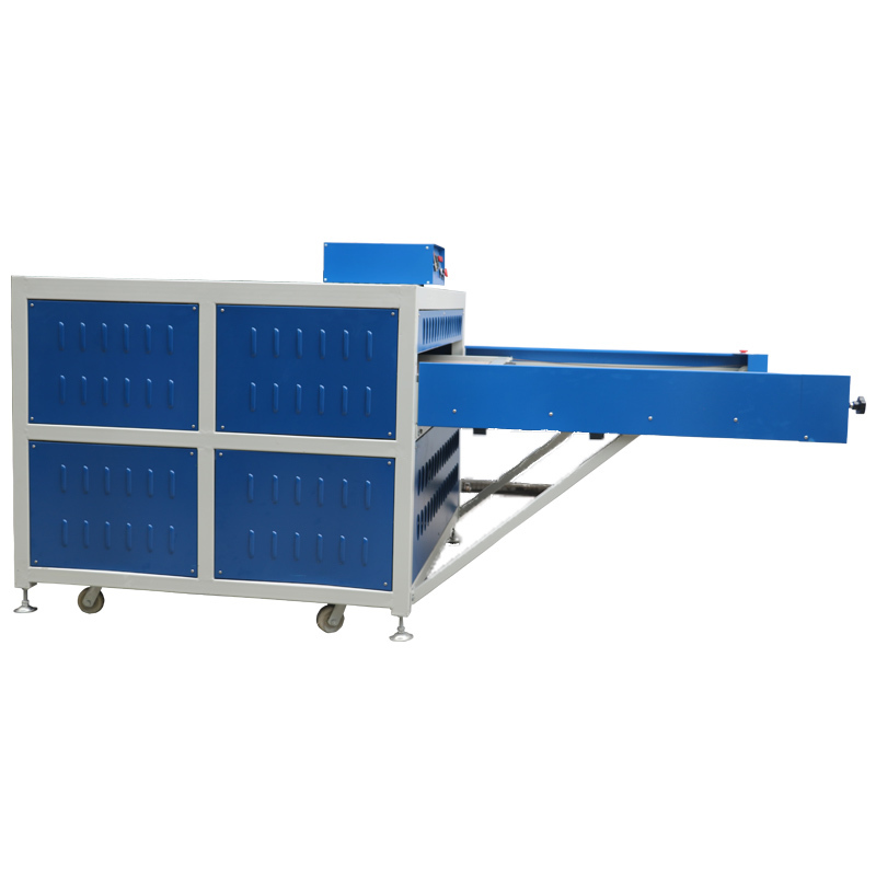 100x120cm Hydraulic Sublimation Heat Transfer Machine