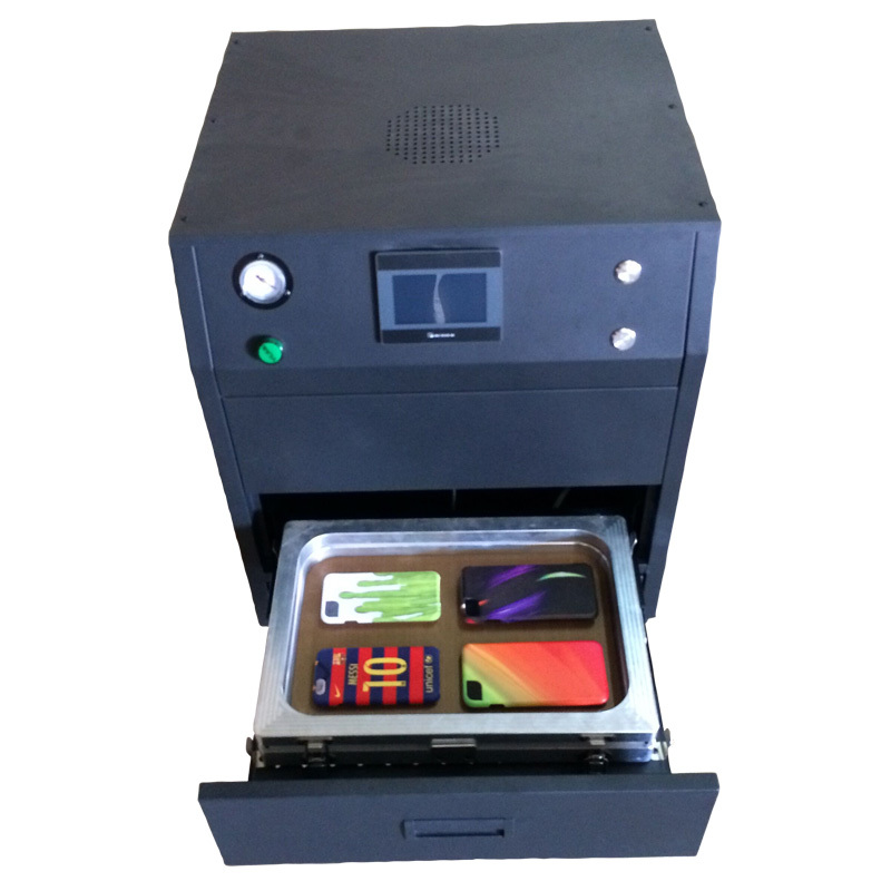 100% refund Mobile Cover 3d Sublimation Machine
