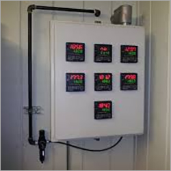 Heating System Control Panel