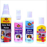 Car Spray Body Polish