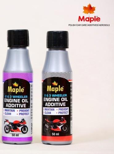 Bike Engine Oil Additive