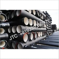 Cast Iron DI Pipes