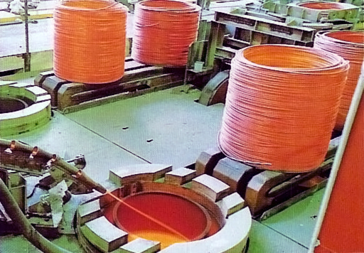 Coil Laying Heads & Coilers