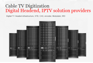 Cable TV Equipment