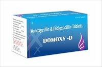 Amoxicillin and Dicloxacillin