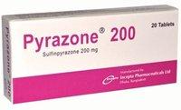 Sulfinpyrazone Tablets