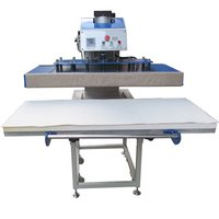 50x60cm Pneumatic Heat Press Machine