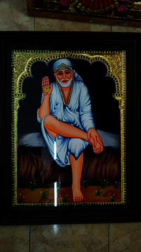 Tanjore Paintings Sai Baba