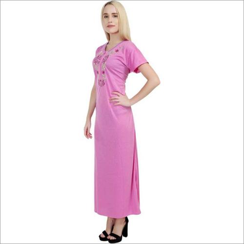 Women's Pink Nighty