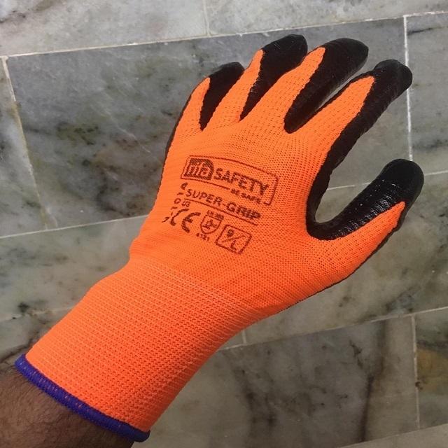 Rifa Safety Hand Gloves