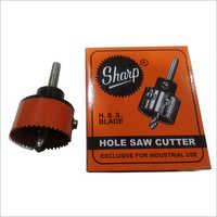 sharp hole saw cutter ( HSS)