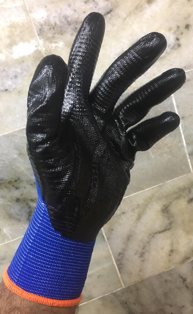 Safety Hand Gloves Rifa