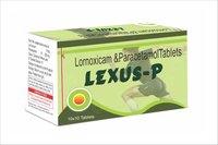 Lornoxicam & Paracetamol Tablets