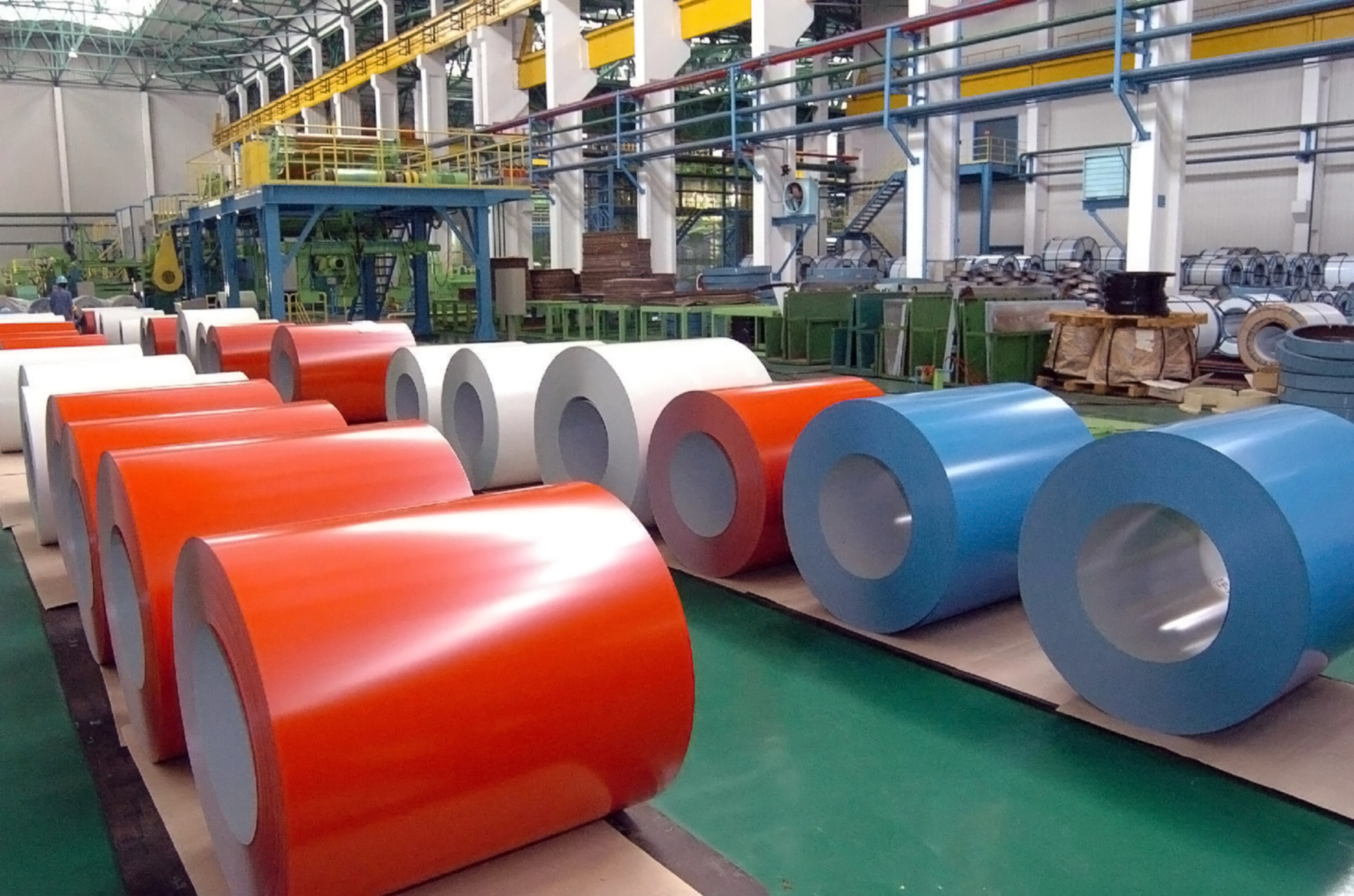 Coil Processing Lines