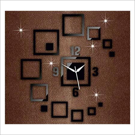 Acrylic Square Wall Clock
