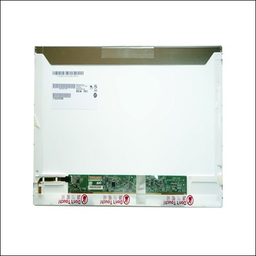 Notebook White Screen Panel