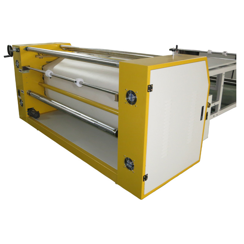 1.8m Width Roll Industrial Sublimation Heat Press Machine