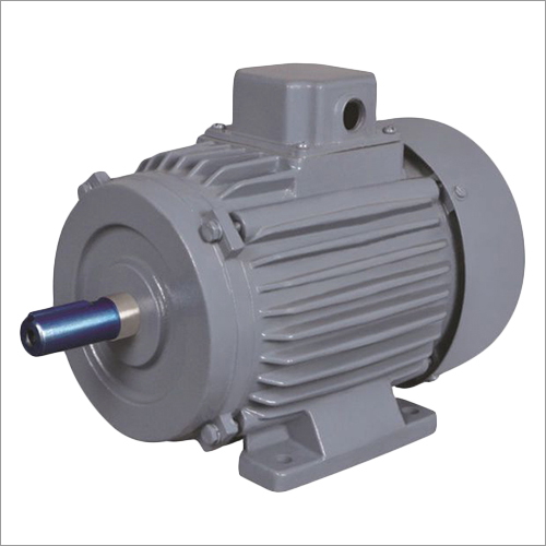 Three Phase Foot Mounted Motor
