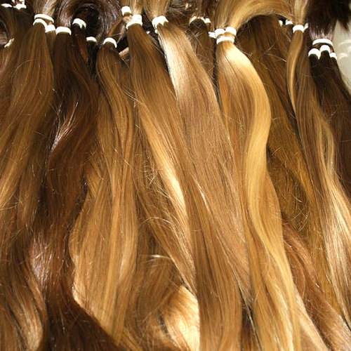 Blonde Hair Extension
