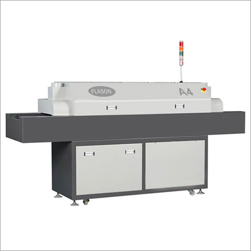 4 Heating Zones Small Reflow Oven