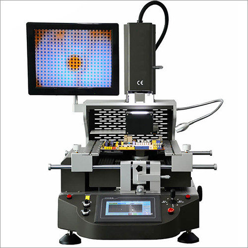 BGA Optical Alignment Rework Station Machine