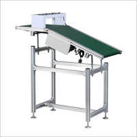 SMT Assembly Line Wave Soldering Machine Out Feed Conveyor