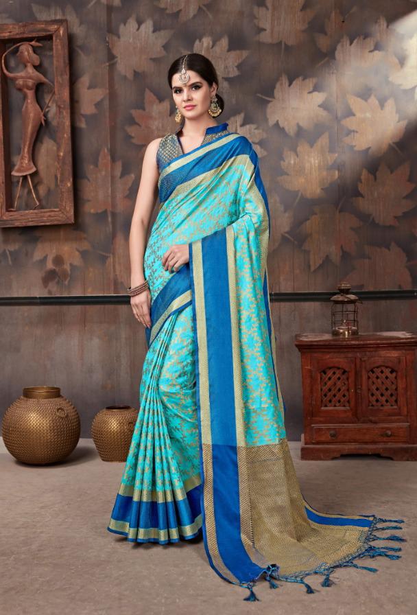 Designer Classic Silk Saree