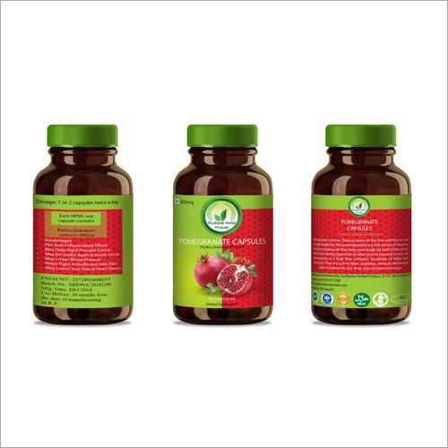 Pomegranate Capsdules