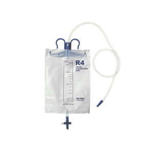 Urine Collecting Bag With Bottom Outlet