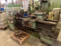 Di Palo All Geared Lathe Machine
