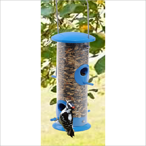Polycarbonate Tube bird Seed Feeder