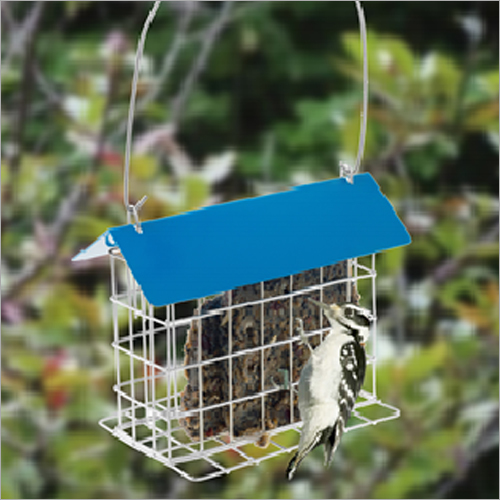 Stainless Steel Bird Feeder