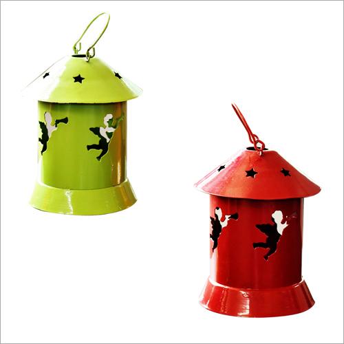 Metal Hanging Tealight Candle Holder