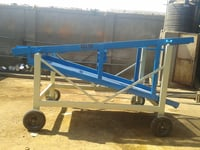 Vibrating Sand Sieving Machine
