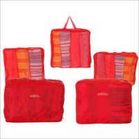Dark Red Garment Bag