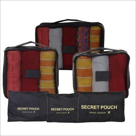 Brown Garment Bag