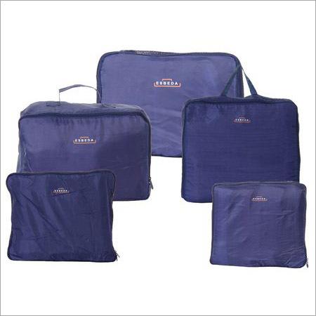 Dark Blue Garment Bag