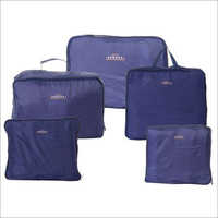 Dark Blue Garment Bag