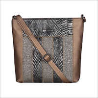 Animal Pattern Ziggy Ziggy Sling Bag