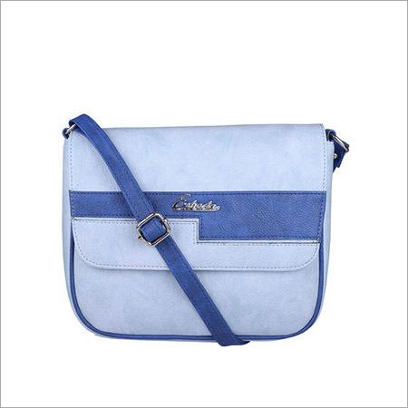 Dry Milk Light Blue Sling Bag