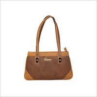 Ladies Camel Tan Tote Bags