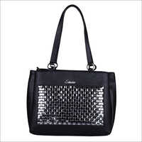 Chatai Black Handbag