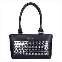 Small Chatai Black Handbag