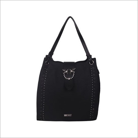 Ladies Black Tote Bags